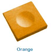 Silver Cup Orange #12