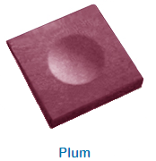 Silver Cup Plum #15