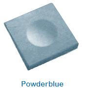 Silver Cup Powder Blue #16