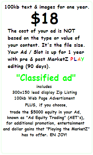 $18 Classified Ad